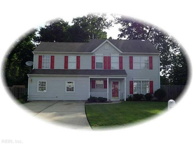 902 Melena Ct, Newport News, VA 23601