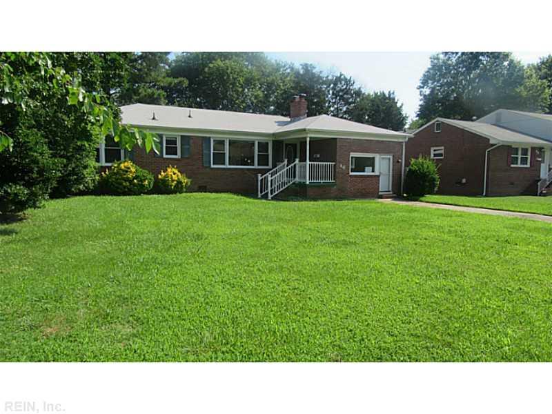 46 Wheatland Drive, Hampton, VA 23666
