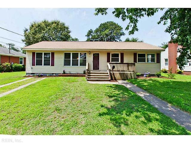 103 Lynnhaven Dr, Hampton, VA 23666