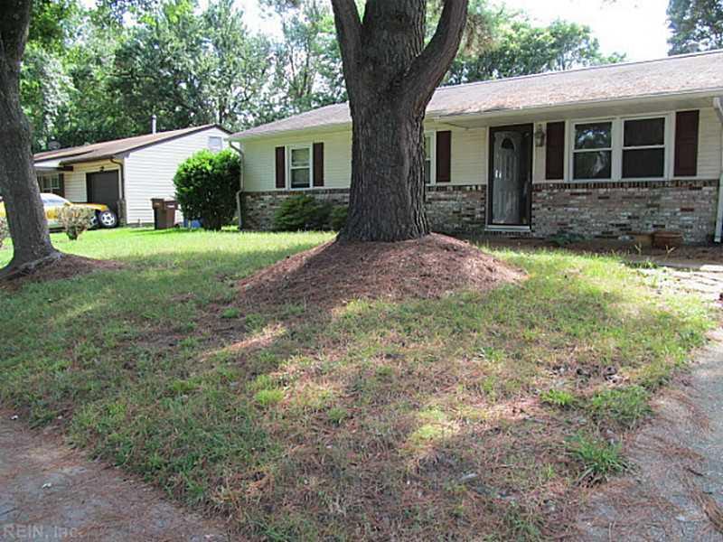 1140 Sir Galahad Drive, Chesapeake, VA 23323