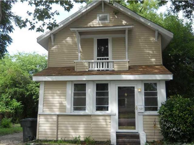 58 Cedar Ave, Newport News, VA 23607