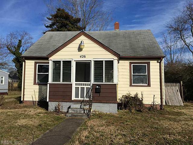 426 Melville Rd, Hampton, VA 23661