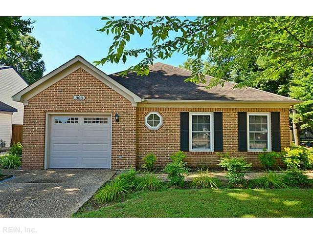 868 Yorkshire Ln, Newport News, VA 23608