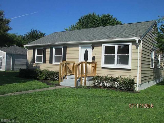 151 Ransone St, Hampton, VA 23669