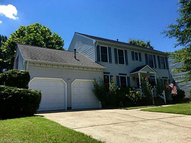 1664 Hawks Bill Dr, Virginia Beach, VA 23464