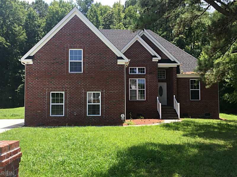 123 Hickory Ridge Rd, Chesapeake, VA 23322