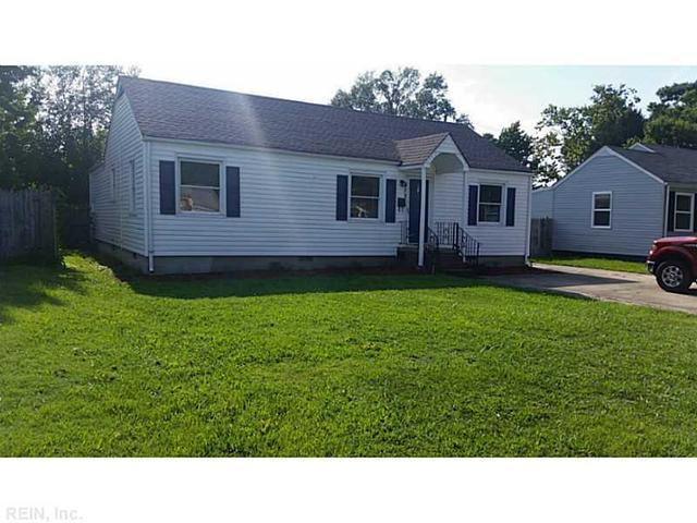 415 Alleghany Rd, Hampton, VA 23661