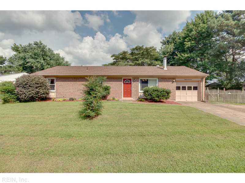 3417 Saint Clair Drive, Chesapeake, VA 23321