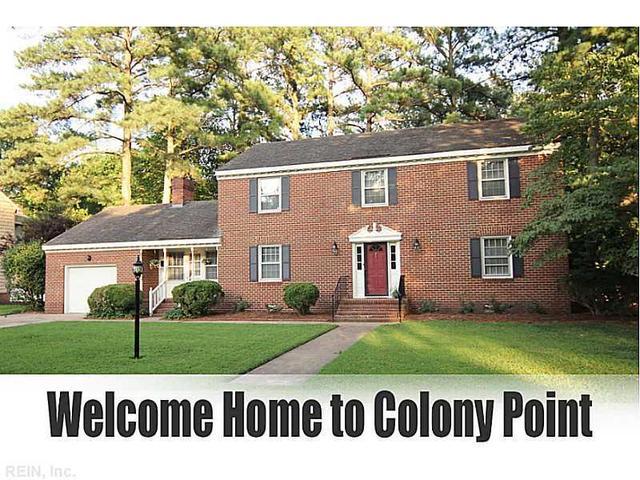 7312 Colony Point Rd, Norfolk, VA 23505