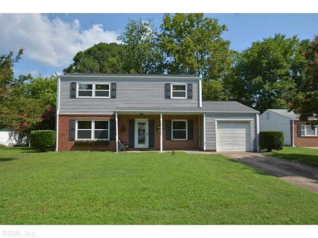 21 Greenwell Dr, Hampton, VA 23666
