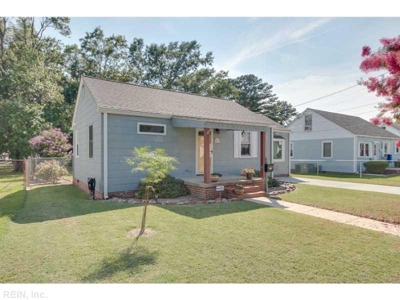 3513 S Warwick Circle, Norfolk, VA 23513