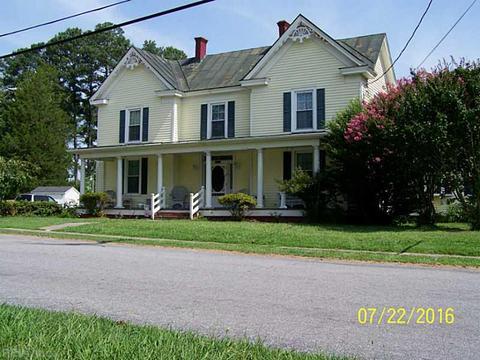 18221 Deloatche Ave, Boykins, VA 23827