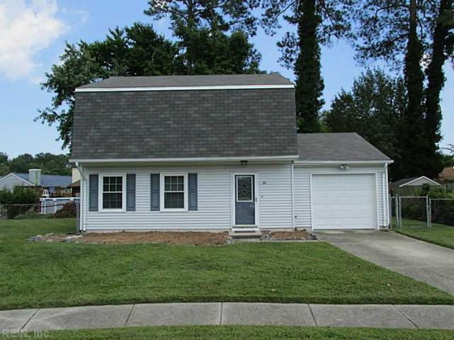 10 S Lake Cir, Hampton, VA 23666