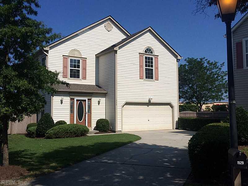 1529 Tallwood Circle, Chesapeake, VA 23320