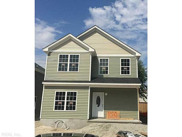 1031 Rosemont Ave, Chesapeake, VA 23324
