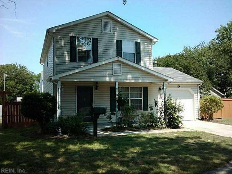 9 Home Pl, Hampton, VA 23663