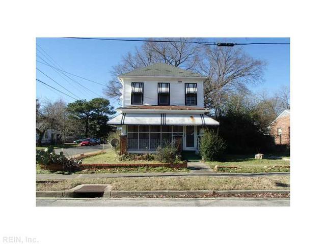 954 Florida Ave, Portsmouth, VA 23707
