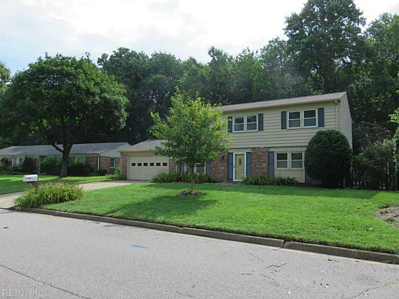 812 Duke Of Suffolk Drive, Virginia Beach, VA 23454