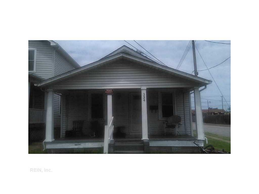 354 Union Street, Hampton, VA 23669