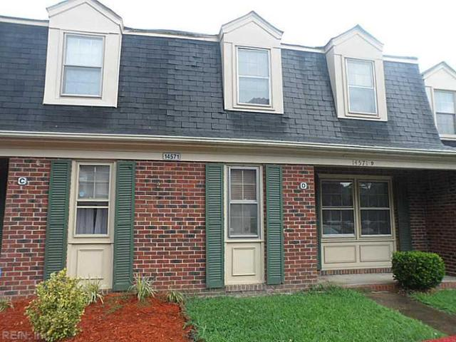 14571 Old Courthouse Way #D, Newport News, VA 23608
