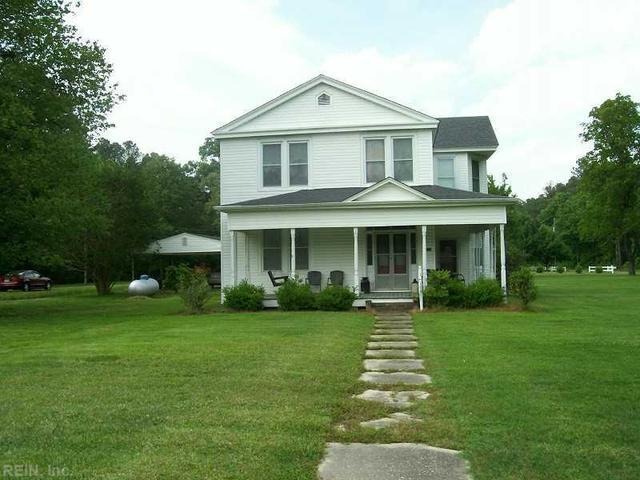15333 Whitehead Rd, Branchville, VA 23828