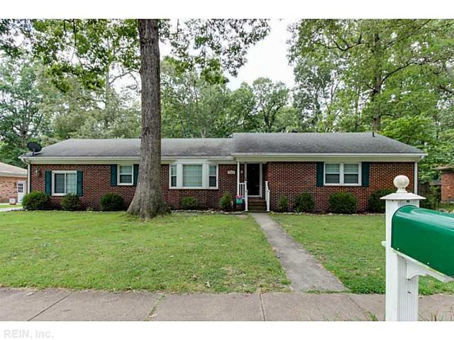 1612 Eagle Hill Dr, Chesapeake, VA 23321