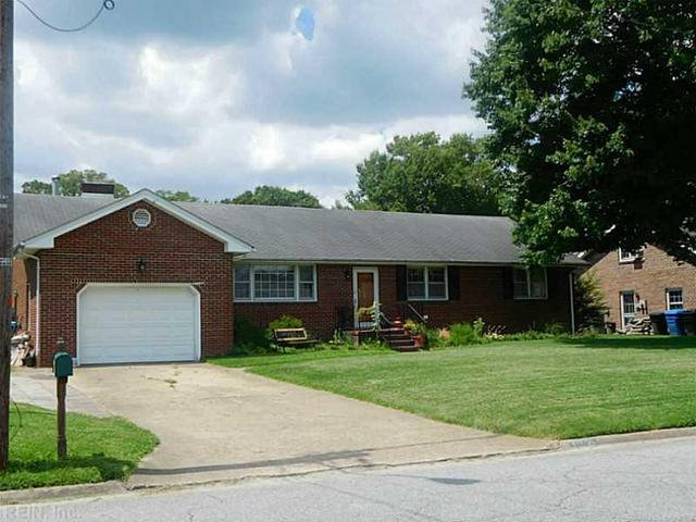 1021 Fireside Ln, Virginia Beach, VA 23464