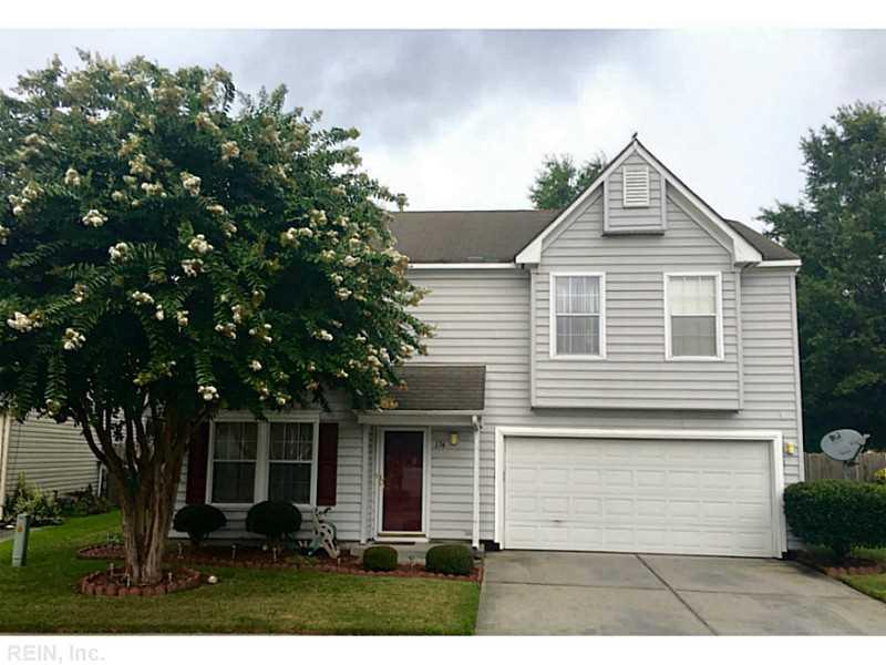 174 Stoney Ridge Avenue, Suffolk, VA 23435