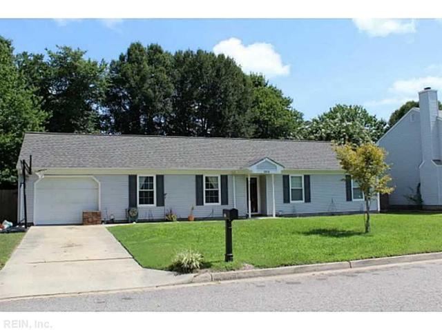 2816 Cedar Cove Ln, Chesapeake, VA 23323