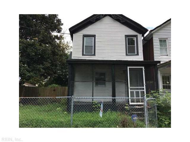 1136 31st St, Newport News, VA 23607