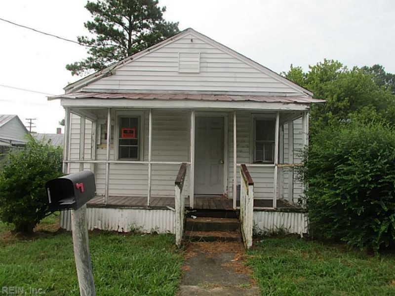 921 South Street, Franklin, VA 23851