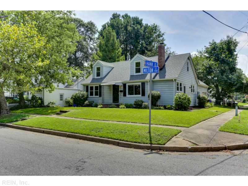 1315 Milton Street, Norfolk, VA 23505