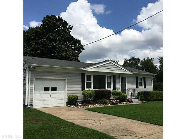 1113 Edgewood Ave, Chesapeake, VA 23324