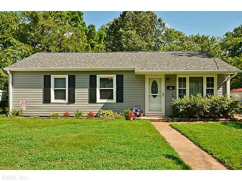 437 Walnut St, Hampton, VA 23669