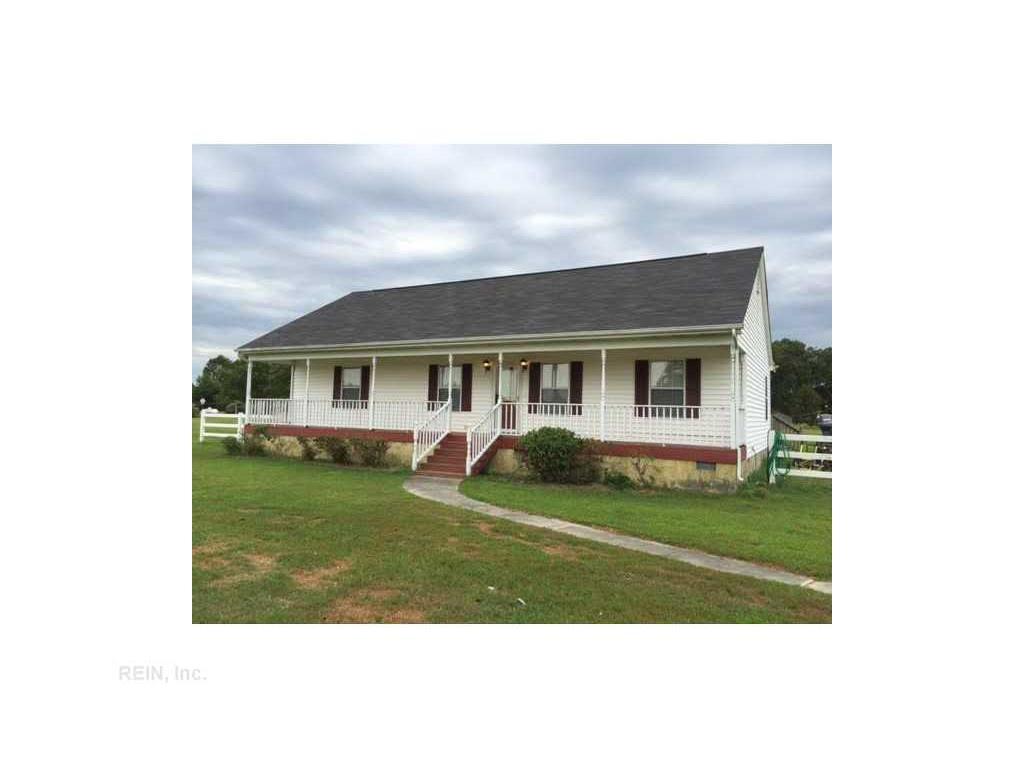 38182 Owens Grove Road, Wakefield, VA 23888