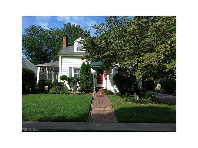 103 Chesterfield Rd, Hampton, VA 23661