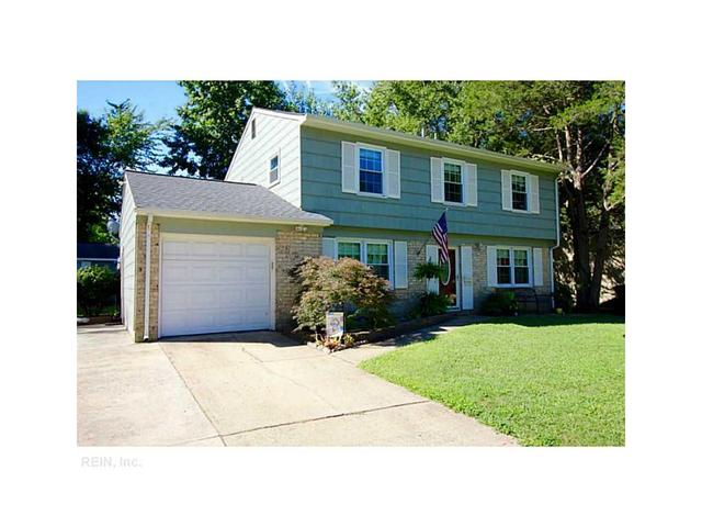 3705 Silina Dr, Virginia Beach, VA 23452