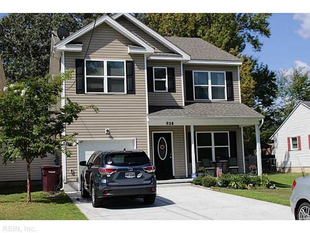 928 Poplar Ave, Chesapeake, VA 23323