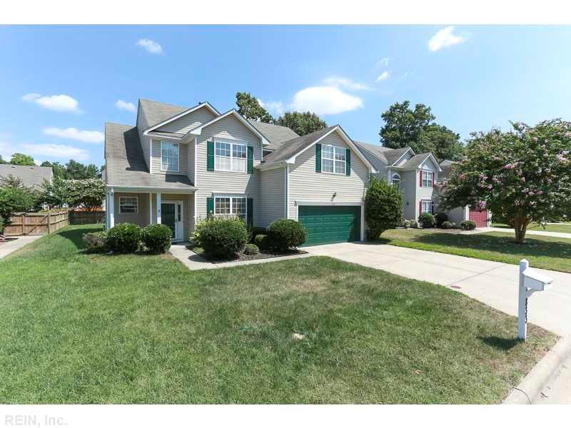 833 Wyemouth Drive, Newport News, VA 23602