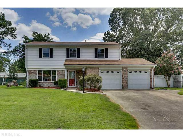 3913 Brentwood Cres, Virginia Beach, VA 23452
