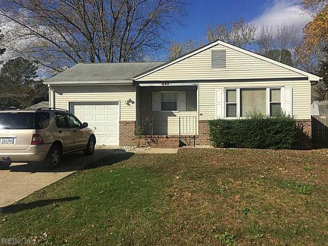 407 Oakwood Pl, Newport News, VA 23608