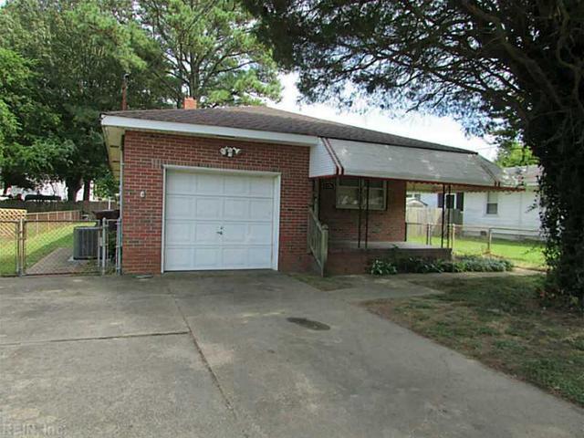 1226 Elder Ave, Chesapeake, VA 23325