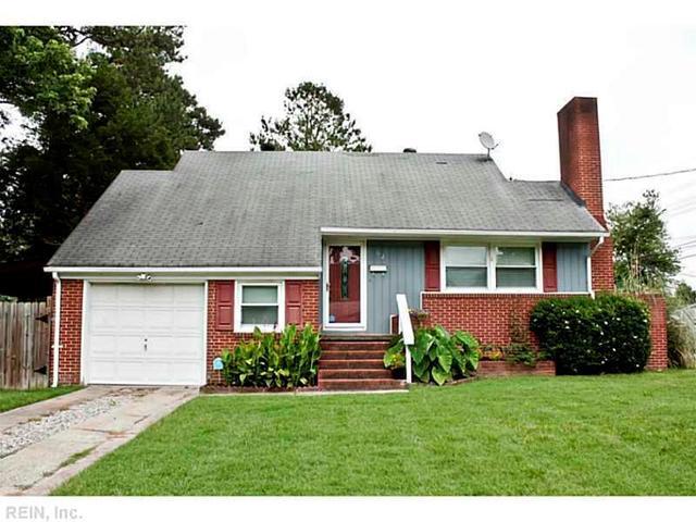 62 Ferguson Ln, Newport News, VA 23601