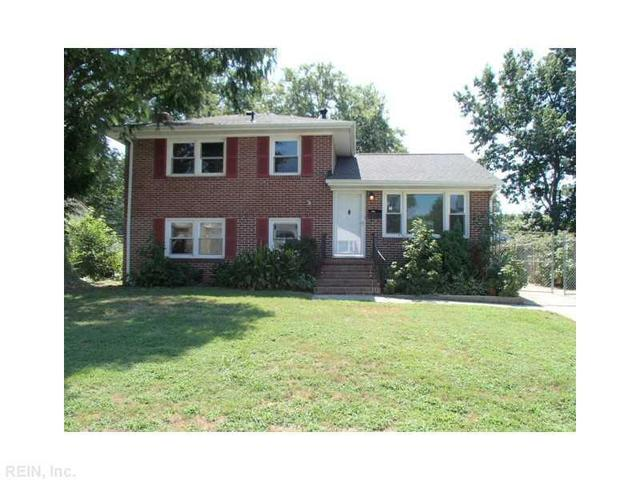 312 Bond St, Hampton, VA 23666