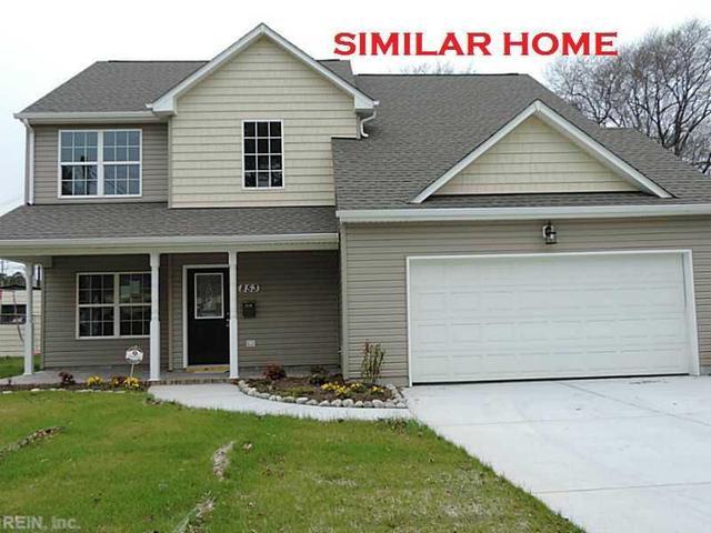 601 Amick Rd, Chesapeake, VA 23325