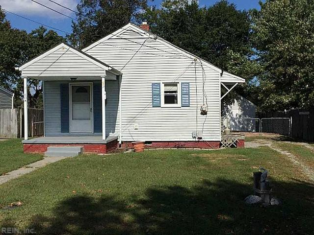 60 Foxgrape Rd, Portsmouth, VA 23701