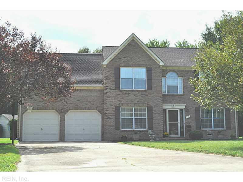 701 Deer Ridge Court, Chesapeake, VA 23322