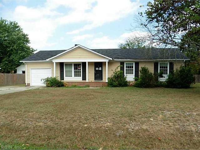 1607 Magruder Rd, Smithfield, VA 23430