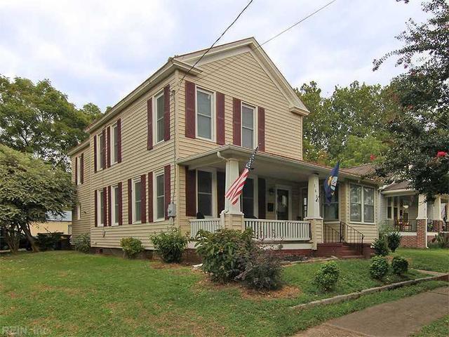 1601 Chesapeake Ave, Chesapeake, VA 23324