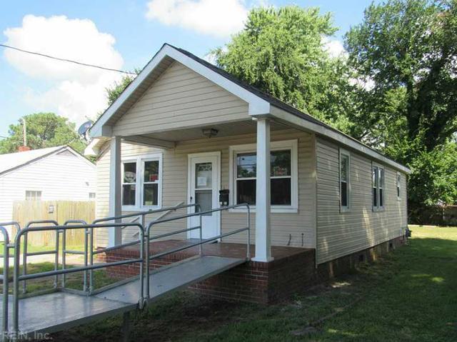 1305 Shell Rd, Hampton, VA 23661